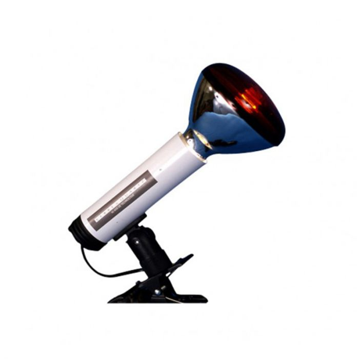 Lampe Infrarouge Avec Pince Sg 250w Locamed Sante Confort
