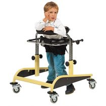 Verticalisateur roulant Dynamico 1 jeune enfant ( intérieur )
