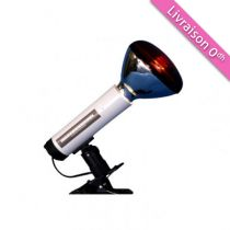 Lampe infrarouge avec pince SG 250W