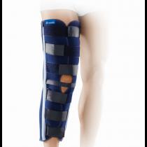 Attelle de genou ligaflex immo 0°, 60 cm