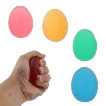 Balle en gel pour l'exercice de la main, Ovale