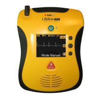 Défibrillateur Lifeline Defibtech Semi Automatique avec écran