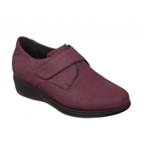 Chaussures fermées Diva strap vin