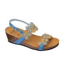 Sandale SCARLETT Bleu/Multi