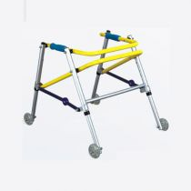 Rollator couleur 4 roues