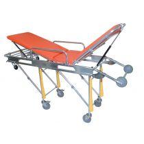 Chariot Brancard En aluminium pour ambulance