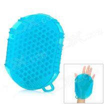 Brosse gant pour massage