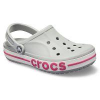 Sabot Crocs Bayaband Clog Gris/Rose