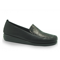 Chaussures Twin chelsea noir