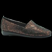 Ballerine chaussure cuivre