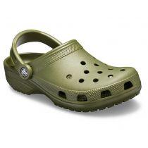 Sabot Crocs Classic Vert Militaire