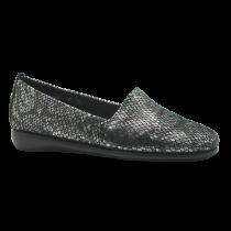 Ballerine chaussures sliver
