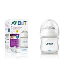 Biberon AVENT natural 125 ml/4oz
