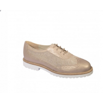 Derbies Scholl SIENNA SUMMER Or