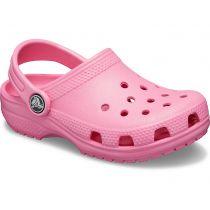 Sabot Crocs Classic Clog Kids Rose