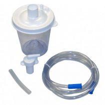 Filtre hydrophobique pour Aspirateur Trachéal portable