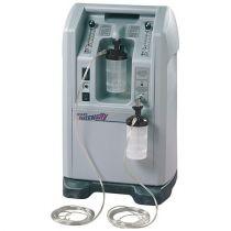 Concentrateur d'oxygène New life dual Air Sep avec moniteur