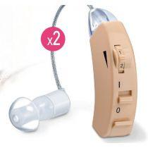 Appareil auditif contour d'oreille, 4 unités