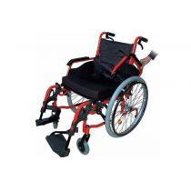 Fauteuil roulant aluminium luxe