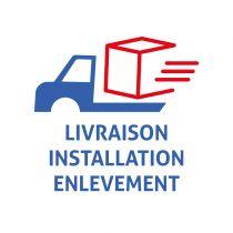 Livraison, Installation et Enlèvement