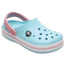 Sabot Crocs Croband Clog K Ice Blue / White