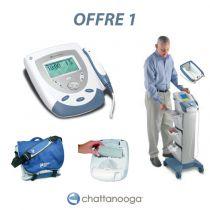 Ultrason avec Chariot, Sac et Batterie