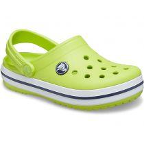 Sabot Crocs Bayaband Clog K Lime Punch