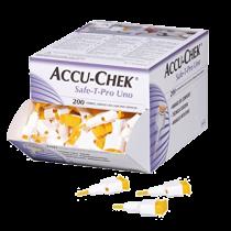 Lancettes Accu-Chek Safe T pro