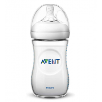 Biberon AVENT natural  260ml/9oz