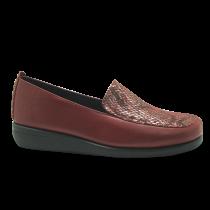 Chaussures Twin chelsea bordeaux