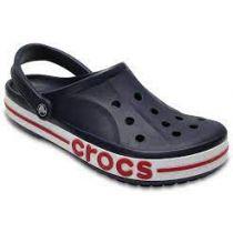 Sabot Crocs Bayaband Clog Bleu/ Rouge