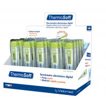 Présentoir Thermosoft thermomètre électronique digital flexible