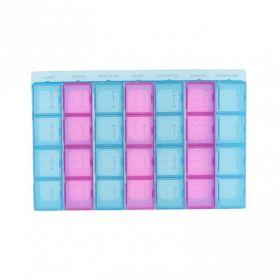Pilulier-semainier 28 comprimés