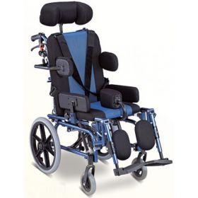 Poussette en aluminium pour enfant handicapé